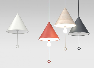 Oops系列灯具创意设计