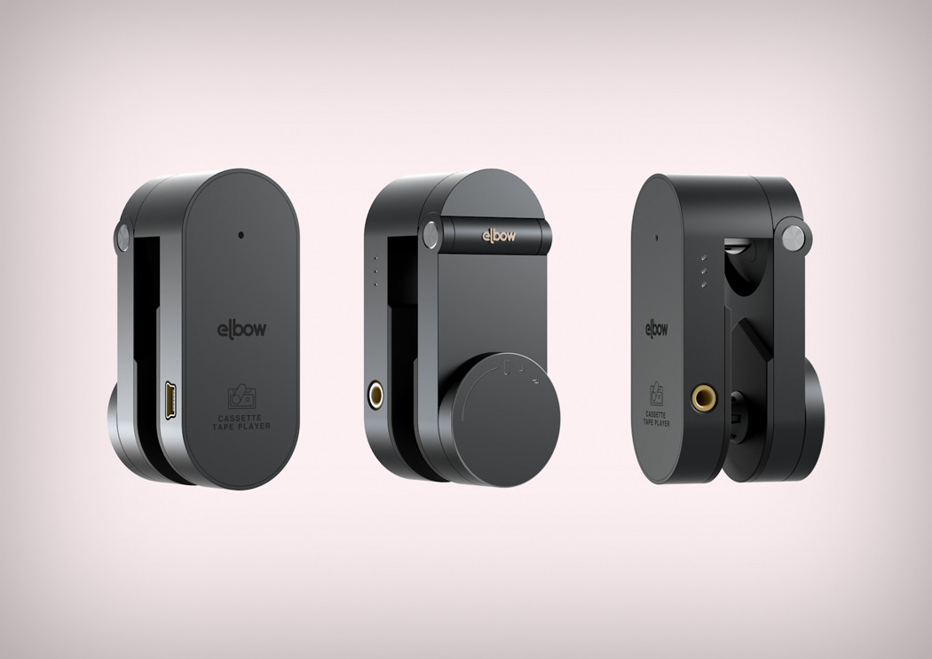 Elbow盒式播放器设计
