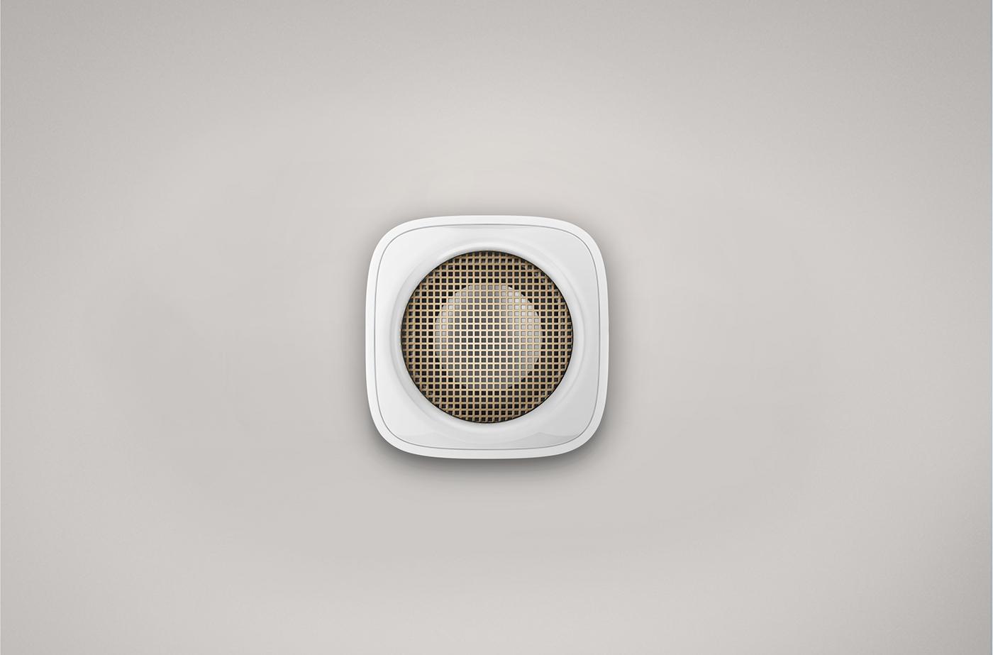 BT100蓝牙音箱设计