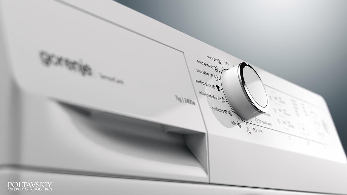 Gorenje洗衣机