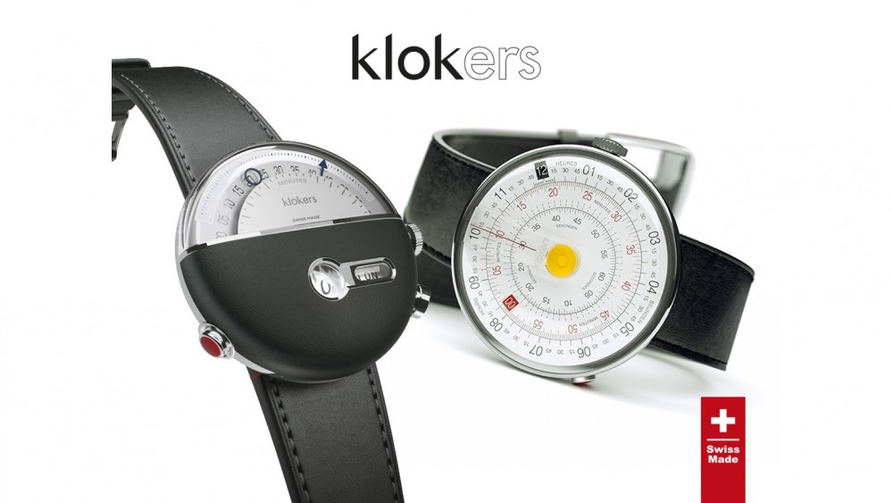 klokers手表设计