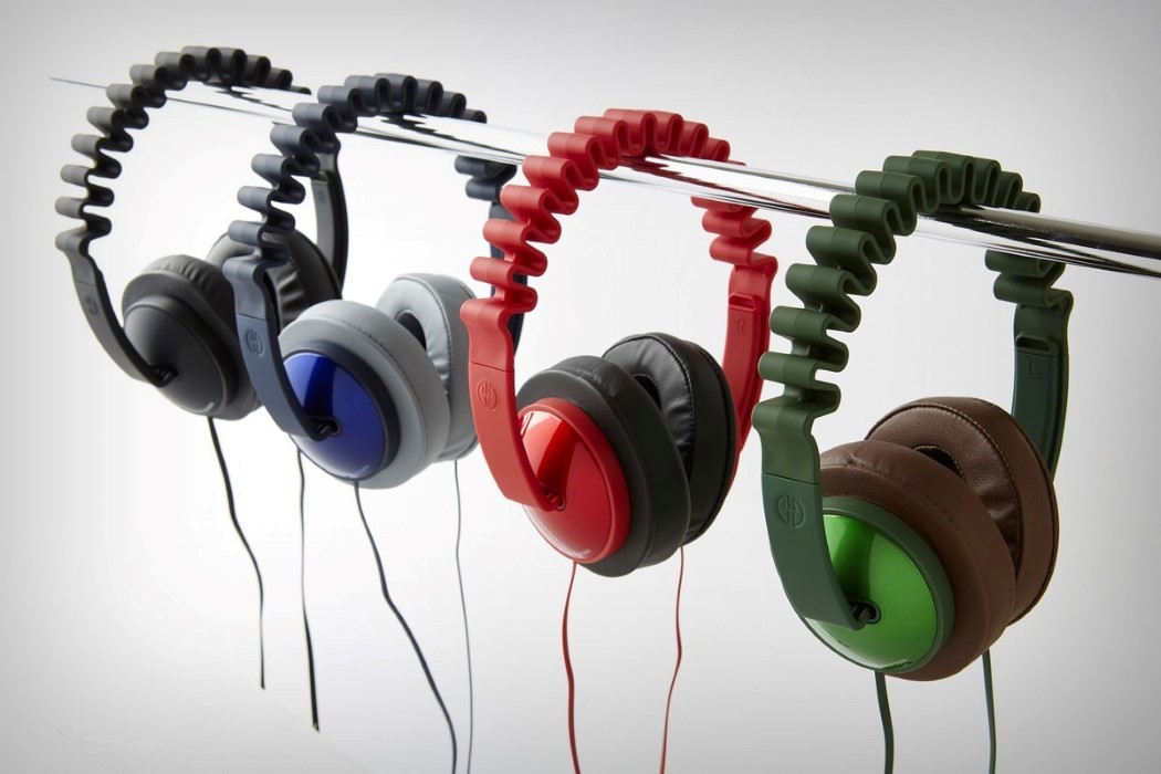 innowave弹簧头戴式耳机