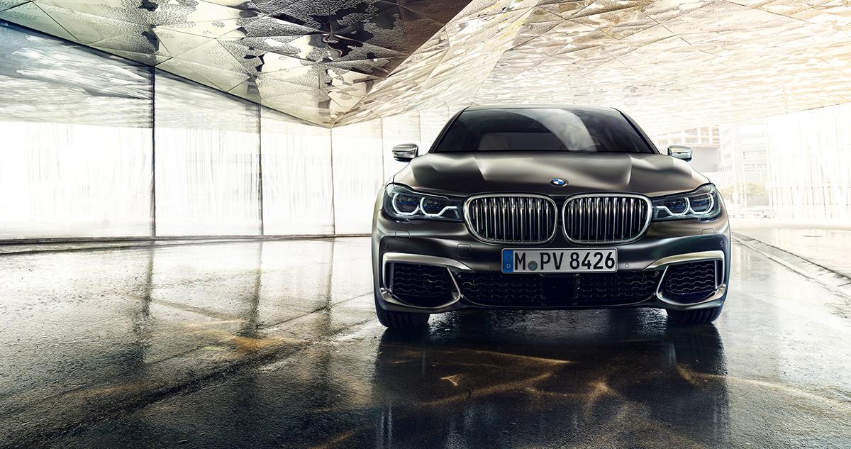 宝马BMW M760Li 设计