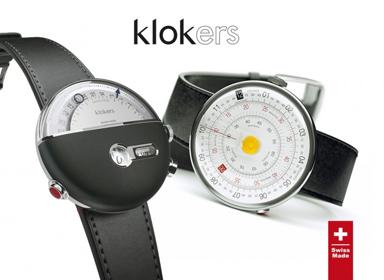 Klok-02手表设计