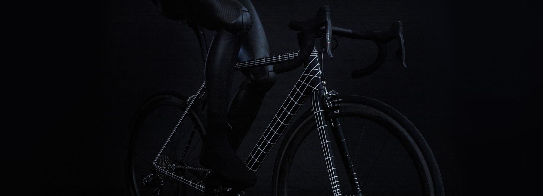 酷炫自行车设计