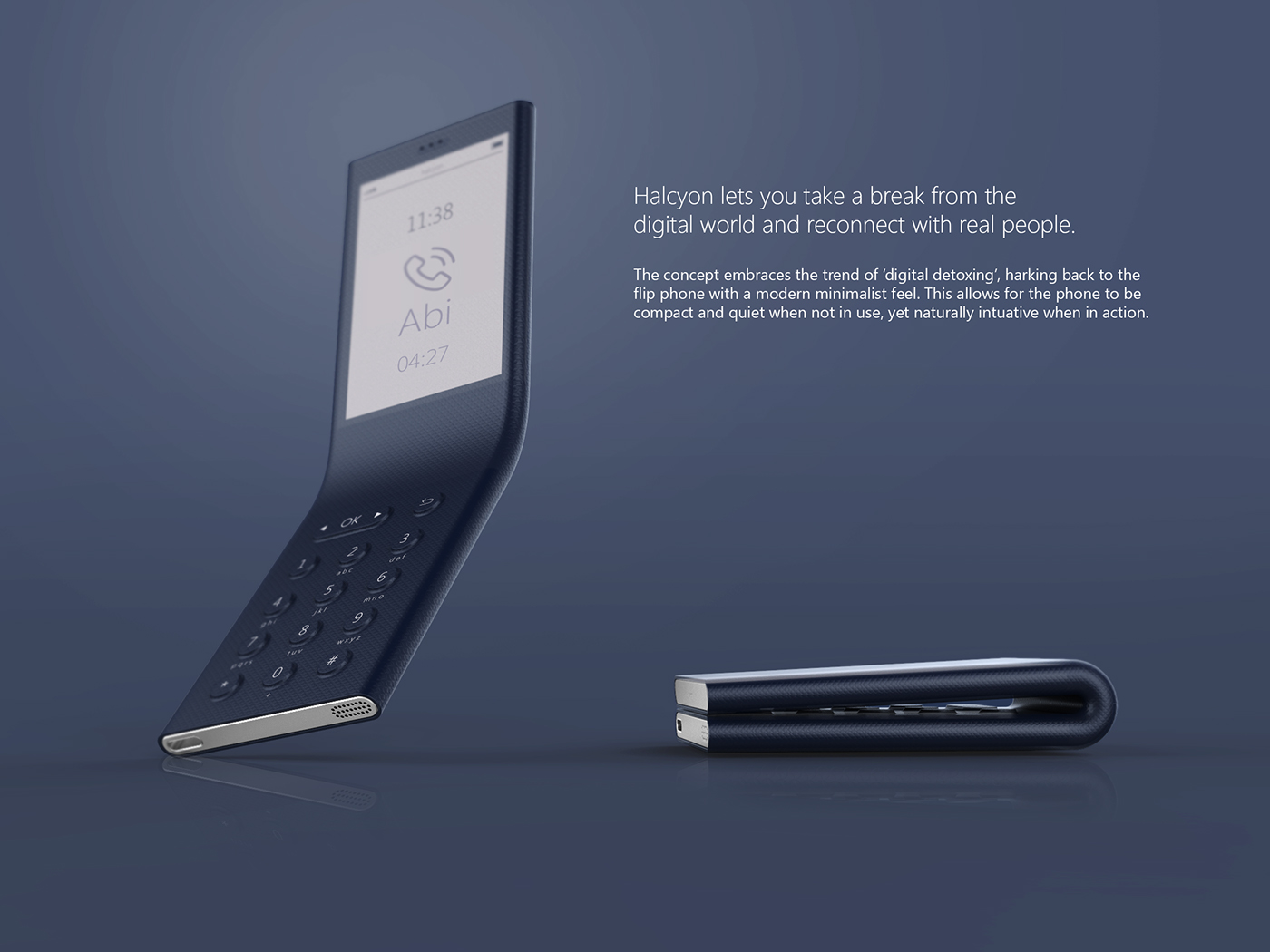 halcyon概念手机设计
