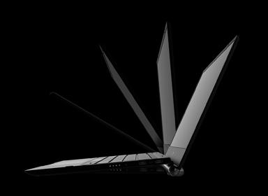惠普精英(ELITE)X3笔记本电脑设计