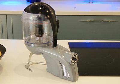DieselPunk食物料理机